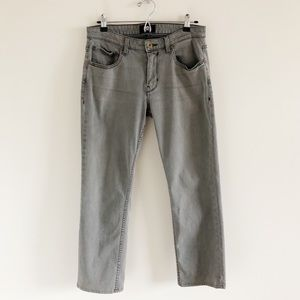 Men's Paige Normandie Jeans In Chrome Size 30
